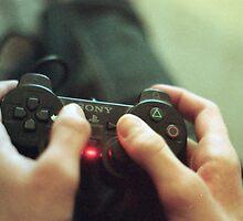 Playstation by Emily Savill
