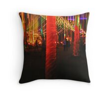 New Years' eve Throw Pillow
