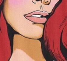 lana (comic) Sticker