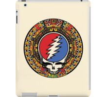 2012 Mayan Steal Your Face - Full Color iPad Case/Skin