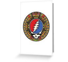 2012 Mayan Steal Your Face - Full Color Greeting Card