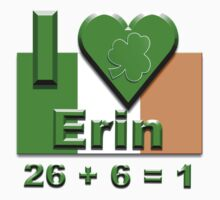 Erin 26 + 6 = 1 by CulturalView