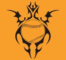 baseball tribalz by asyrum