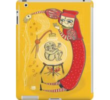 medieval Magic baby!! iPad Case/Skin