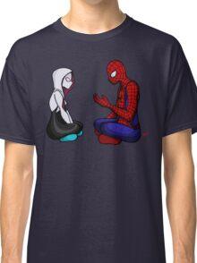 Spider-Gwen & Spider-Man Classic T-Shirt