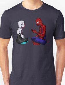 Spider-Gwen & Spider-Man T-Shirt