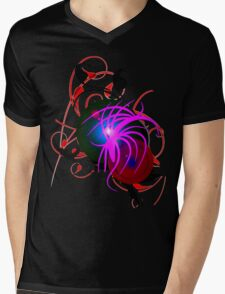 Artistic T Shirt 3 Mens V-Neck T-Shirt