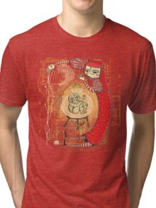 medieval Magic baby!! Tri-blend T-Shirt