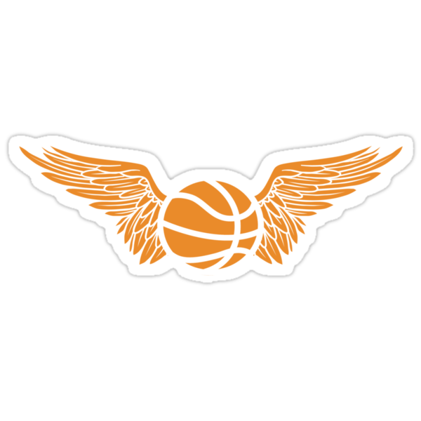basketball wings by asyrum