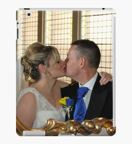The Happy Couple iPad Case/Skin