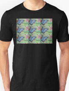 Caterpillars turn into Butterflies Unisex T-Shirt