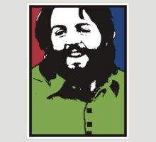 PAUL McCARTNEY-BEARD POPPED by OTIS PORRITT