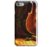 Composing the Concerto iPhone Case/Skin