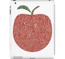 Once upon a time characters iPad Case/Skin
