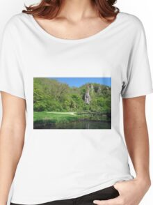 Pickering Tor, Dovedale  Women's Relaxed Fit T-Shirt