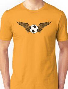 futbol wings Unisex T-Shirt