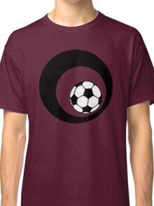 futbol : retro circles Classic T-Shirt