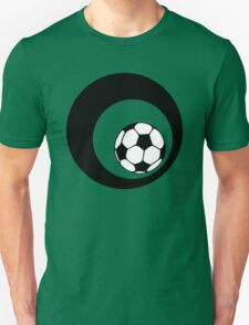 futbol : retro circles Unisex T-Shirt