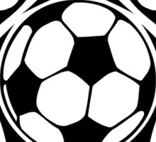 futbol : tribalz Sticker
