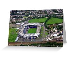 Murrayfield Greeting Card