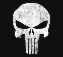 The Punisher - Skull Logo  by Victor-Velocity