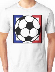 futbol : francaise square Unisex T-Shirt