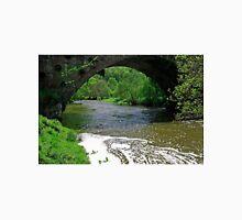 The River Dove Beneath Coldwall Bridge  Unisex T-Shirt