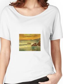 Seascape 2 Women's Relaxed Fit T-Shirt