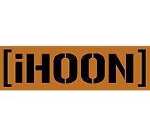 iHOON sensor bar bronze Photographic Print