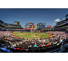 Take Me Out To The Ballgame Photographic Print