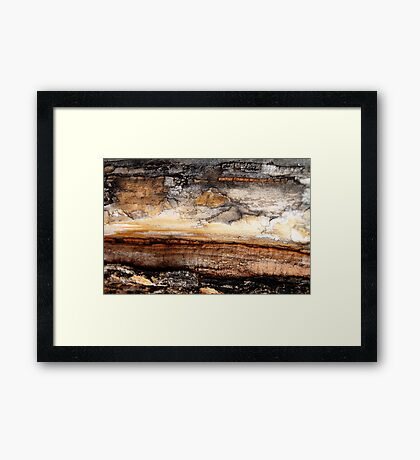 Distant Horizon Framed Print