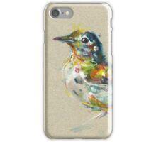 Birdie I iPhone Case/Skin
