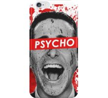 American Psycho - Blood Splatter iPhone Case/Skin
