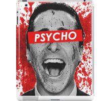 American Psycho - Blood Splatter iPad Case/Skin