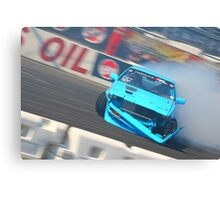 formula drift Canvas Print