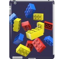 Falling Toy Bricks iPad Case/Skin