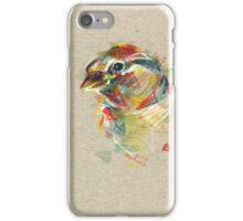 Birdie IV iPhone Case/Skin