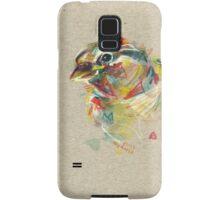 Birdie IV Samsung Galaxy Case/Skin