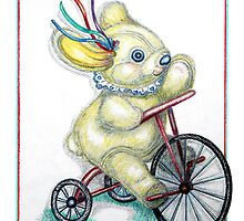 Pooky Trike by Lorna Gerard
