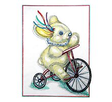 Pooky Trike Photographic Print