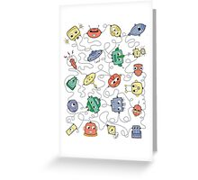 Making Connections Greeting Card
