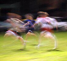 night runners by Stephen Elias