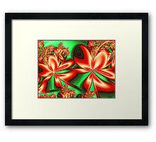 Early Christmas Framed Print