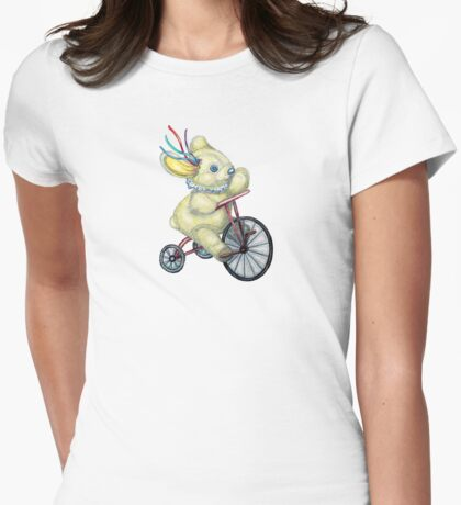 Pooky Triking Womens Fitted T-Shirt