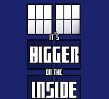 It's Bigger on the Inside by Cosmodious