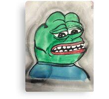 Meme Meme Meme Meme Canvas Print