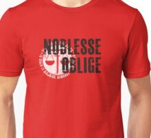 Noblesse oblige t-shirt / Phone case / More Unisex T-Shirt