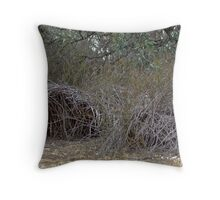 Bower Throw Pillow