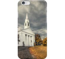 Faith Embrace iPhone Case/Skin