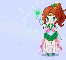 Sailor Jupiter by prywinko